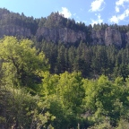 The Black Hills, June 2019, Day 6: Custer to Spearfish