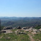 The Wichita Mountains, April 2021