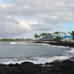 Hawaii May 2021, Day 3: snorkeling with dolphins, tropical fruit, and shave ice!